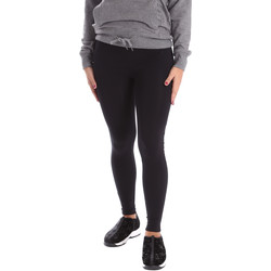 Abbigliamento Donna Leggings Key Up 5LI22 0001 Nero