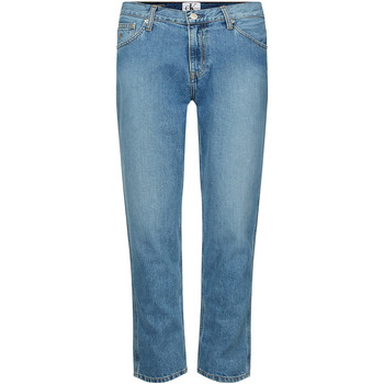 Abbigliamento Donna Jeans slim Calvin Klein Jeans J20J212767 Blu
