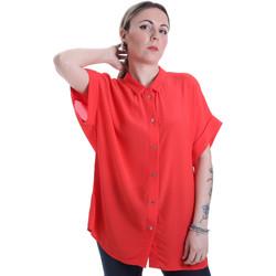 Abbigliamento Donna Camicie Calvin Klein Jeans K20K201950 Rosso