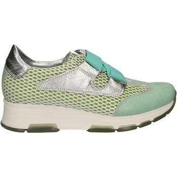 Scarpe Donna Sneakers basse Keys 5183 Verde