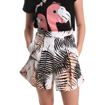 Abbigliamento Donna Shorts / Bermuda Fornarina BER1I88C97709 Bianco