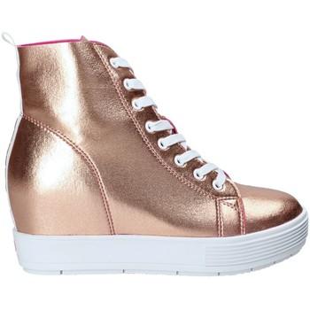 Scarpe Donna Sneakers alte Fornarina PE17MJ9543I091 Rosa
