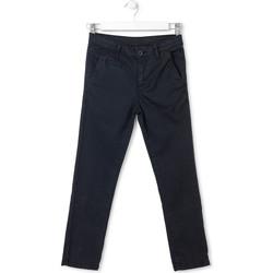 Abbigliamento Unisex bambino Pantaloni 5 tasche Losan 713 9654AA Blu