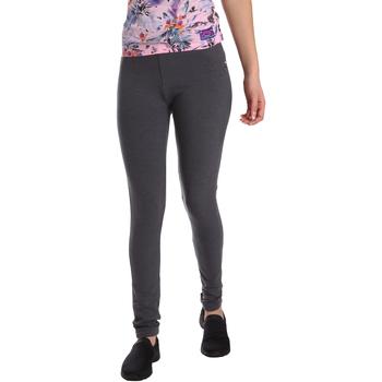 Abbigliamento Donna Leggings Key Up 095F 0001 Grigio