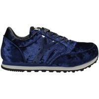 Scarpe Donna Sneakers basse Y Not? W17-SYW507 Blu