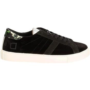 Scarpe Donna Sneakers alte Date W271-NW-VV-BK Nero