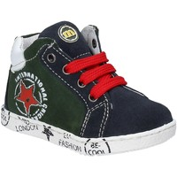 Scarpe Unisex bambino Sneakers basse Melania ME0122A7I.C Verde