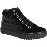 Scarpe Unisex bambino Sneakers alte Melania ME6073F7I.A Nero