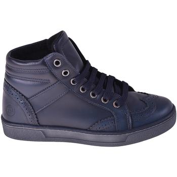 Scarpe Unisex bambino Sneakers alte Melania ME6000F8I.V Blu