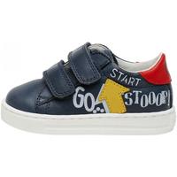 Scarpe Unisex bambino Sneakers basse Falcotto 2014629 01 Blu