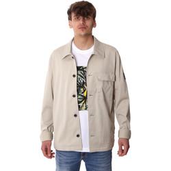 Abbigliamento Uomo Cappotti Calvin Klein Jeans K10K105272 Grigio