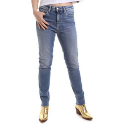 Abbigliamento Donna Jeans slim Calvin Klein Jeans J20J212737 Blu