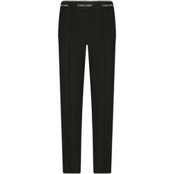 Abbigliamento Donna Chino Calvin Klein Jeans K20K201765 Nero