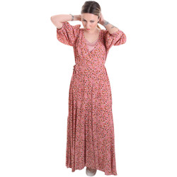 Abbigliamento Donna Abiti lunghi Calvin Klein Jeans K20K201954 Rosa