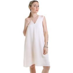 Abbigliamento Donna Abiti corti Calvin Klein Jeans K20K202022 Beige