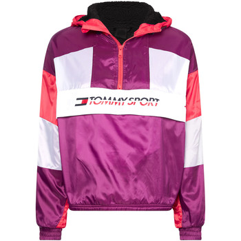 Abbigliamento Donna Giacche sportive Tommy Hilfiger S10S100416 Viola