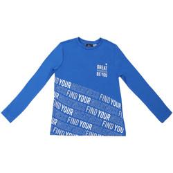 Abbigliamento Unisex bambino T-shirts a maniche lunghe Chicco 09006867000000 Blu