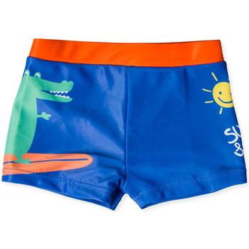 Abbigliamento Unisex bambino Costume / Bermuda da spiaggia Losan 017-4003AL Blu