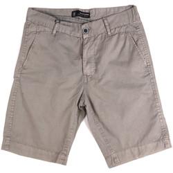 Abbigliamento Uomo Shorts / Bermuda Key Up 2P17A 0001 Grigio