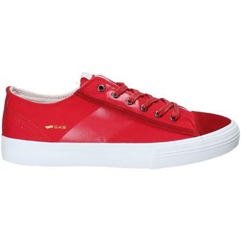 Scarpe Uomo Sneakers basse Gas GAM810035 Rosso
