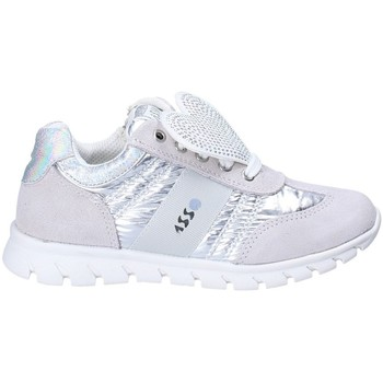 Scarpe Unisex bambino Sneakers basse Asso 62506 Bianco