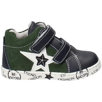 Scarpe Unisex bambino Sneakers alte Melania ME0157A8I.B Verde
