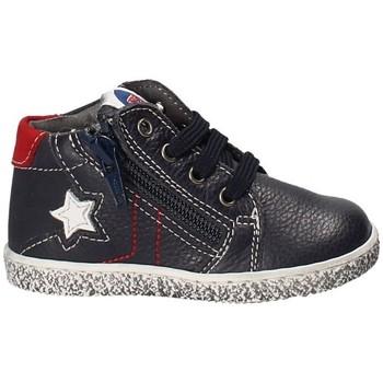 Scarpe Unisex bambino Sneakers alte Melania ME0140A8I.B Blu