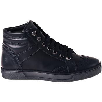 Scarpe Unisex bambino Sneakers alte Melania ME6000F8I.B Blu