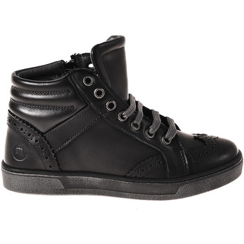 Scarpe Unisex bambino Sneakers alte Melania ME6000F8I.A Nero