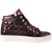 Scarpe Unisex bambino Sneakers alte Melania ME6413F8I.A Rosso
