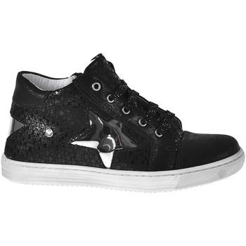 Scarpe Unisex bambino Sneakers alte Melania ME6454F8I.A Nero