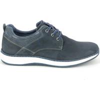 Scarpe Uomo Sneakers basse Grunland SC3806 Blu