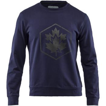 Abbigliamento Uomo Felpe Lumberjack CM60142 001 502 Blu