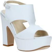 Scarpe Donna Sandali Grace Shoes TQ 102 Bianco