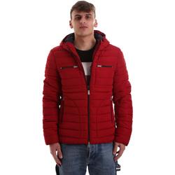 Abbigliamento Uomo Piumini Gaudi 921BU35019 Rosso