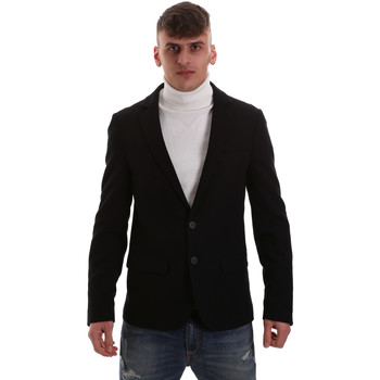 Abbigliamento Uomo Giacche / Blazer Antony Morato MMJA00407 FA100130 Nero