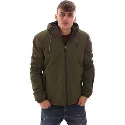 Abbigliamento Uomo Giubbotti Invicta 4431570/U Verde