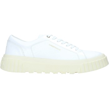 Scarpe Uomo Sneakers Lumberjack SM65912 001 B51 Bianco