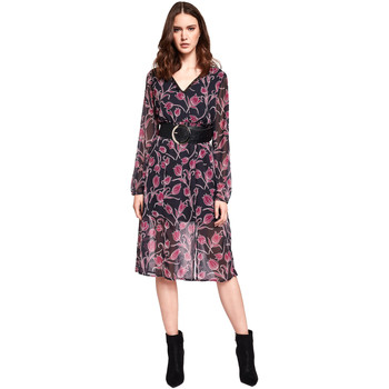 Abbigliamento Donna Abiti lunghi Gaudi 921BD15014 Blu