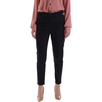 Abbigliamento Donna Chino Gaudi 921BD25023 Blu
