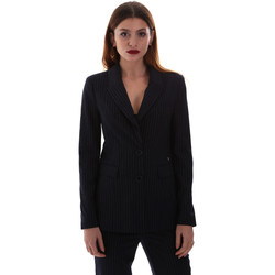 Abbigliamento Donna Giacche / Blazer Gaudi 921BD35027 Blu