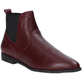 Scarpe Donna Stivaletti Bueno Shoes 9P0708 Rosso