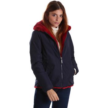 Abbigliamento Donna Parka Invicta 4431581/D Blu
