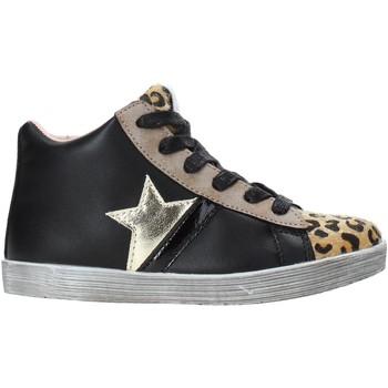 Scarpe Unisex bambino Sneakers alte Miss Sixty W19-SMS649 Nero