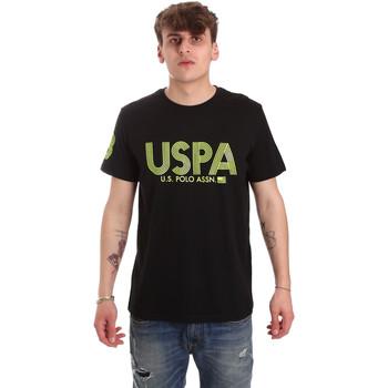 Abbigliamento Uomo T-shirt maniche corte U.S Polo Assn. 57197 49351 Nero