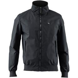 Abbigliamento Uomo Giubbotti Lumberjack CM79624 001 404 Nero