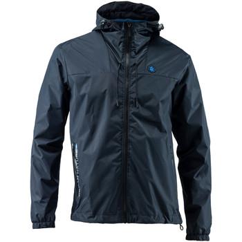 Abbigliamento Uomo giacca a vento Lumberjack CM79723 001 407 Blu