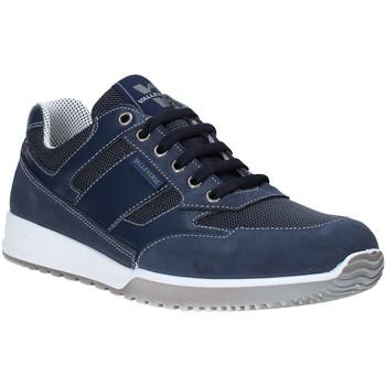 Scarpe Uomo Sneakers basse Valleverde 53861 Blu