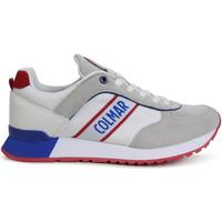 Scarpe Uomo Sneakers basse Colmar TRAVIS R Bianco