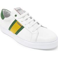 Scarpe Uomo Sneakers basse Exton 861 Bianco
